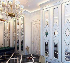 Двери с делителем наклейкой Батайск