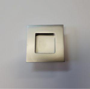 Ручка квадратная Серебро матовое Батайск
