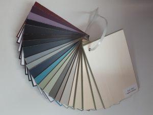 Образцы стандартных цветов. Эмаль Батайск