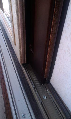 Двери массив на нижней направляющей Батайск