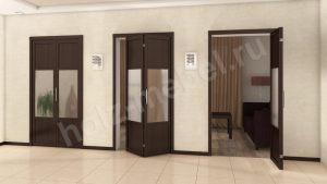 Двери гармошка Батайск