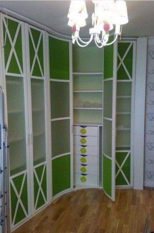 Распашная радиусная дверь Батайск