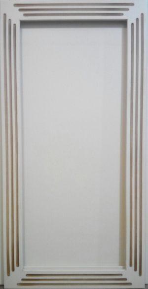 Рамочный фасад с фрезеровкой 2 категории сложности Батайск