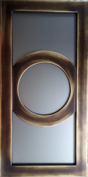 Рамочный фасад с радиусными элементами 4 категории сложности Батайск