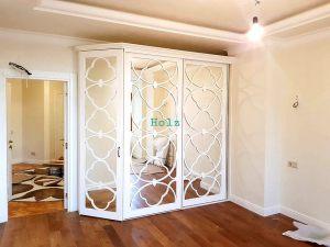 Двери с фигурной филенкой, эмаль Батайск